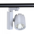 30W LED Track Lamp 100LM/W COB LED High CRI Real True Color 90Ra 3