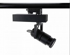 Adjust beam angle 10-60 degree 35W led track light for Boutique lighting