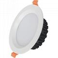 Hotest 4 inch 15W led downlight for hospital lighting meeting room lighting