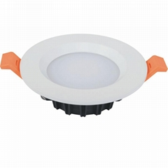 Hotest 4 inch 15W led downlight for hospital lighting meeting room lighting