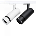 Adjust spot focus led track light 35W for clothing shops lighting 1
