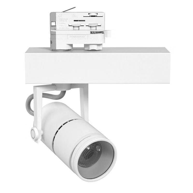Adjust beam angle 10-60 degree CE RoHS 15W led track light for studio lighting  1