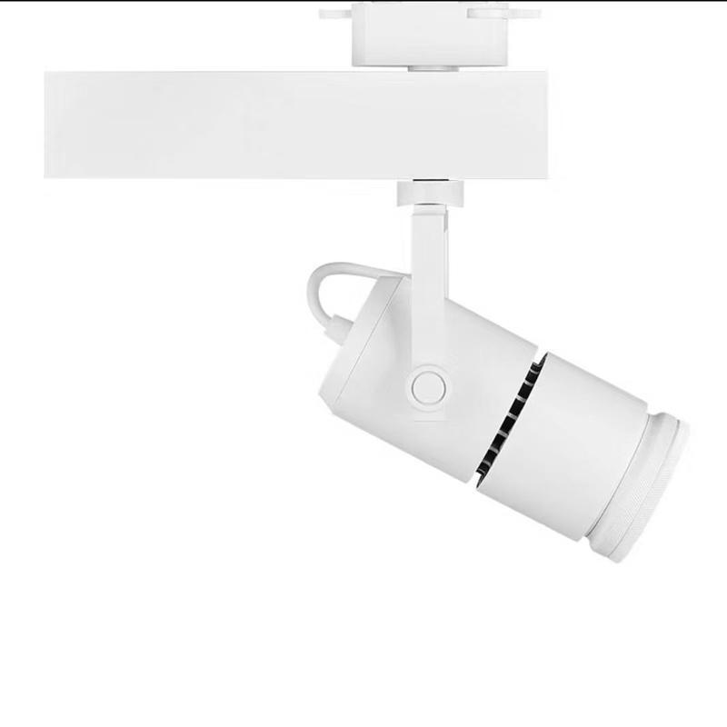 Adjust beam angle 10-60 degree CE RoHS 15W led track light for studio lighting  2
