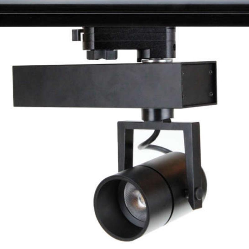 European Standard Showroom Anti-glare no flicker 25W led track light  1