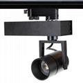 European Standard Showroom Anti-glare no flicker 25W led track light