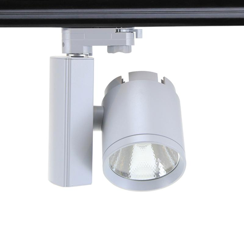 Good price 5 Years Warranty led track light 45W for shops lighting  5