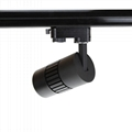 New design European hot sale 15W LED Track Light CRI90 COB 7