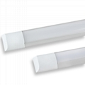 CE RoHs No flicker 36W led tri-proof light vapor for dustless workshop lighting