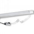1200mm 4FT 36W LED batten light for production line lighting