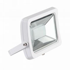 Red green blue yellow white 10W LED Floodlight garden lamps for outdoor lighting