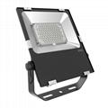 25 degree 60 degree IP65 Class I 80W LED Flood Light for Landscape lighting