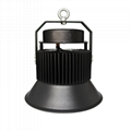 Patent 150W high bay led light for high ambient temperature dusty environment