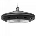 Die casting aluminum 150LM/W LED UFO