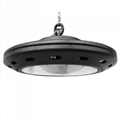 Die casting aluminum 150LM/W LED UFO 150W High Bay LED Light with IC LED Driver