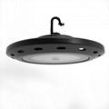 SHENZHEN UL DLC LED HIGH BAY LIGHT UFO 26000 LUMEN 200W LED HIGH BAY LIGHT