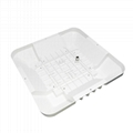 Mounting back plate 200W LED Canopy light for led cold storage light