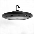200w ufo led high bay light ip65 waterpoof ufo lamp for warehouse factory
