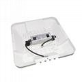 UL DLC Energy saving TOP quality 150LM/W LED 150W canopy led petrol station