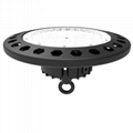 Hot SALE high bright 100W UFO High bay lights hook tube or frame installation