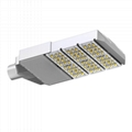Instant start 3 LED modules design 100W LED Street lamp illuminate the street