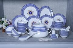 情迷罗马56头餐具