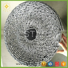 Thermo insulation materials for roof building