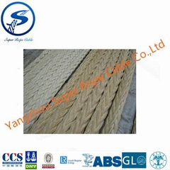 UHMWPE rope for ships mooring rope