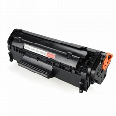 Q2612A great quality toner cartridge 12a toner cartridge for hp laser printer 26