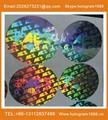 waterproof  hologram 3d laser film