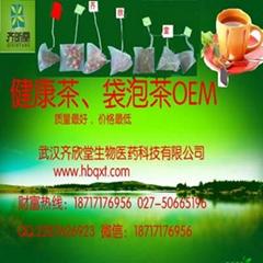 tea bag processing