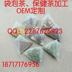Kidney tea Maca tea tea bag processing OEM customization