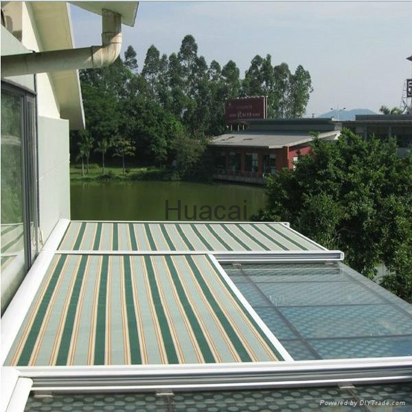 Automatic Aluminum Outdoor Roof Zenith Awning - HC-T02 ...