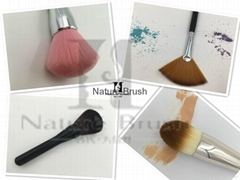 High quality Make-up cosmetic brush kits manufacturer in China