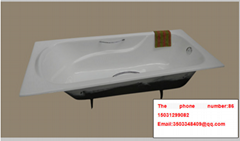 china classics  bathroom cheap set in cast iron bathtub CE&CUPC