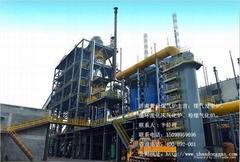 黄台煤气炉循环流化床气化炉