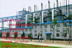 黄台煤气炉两段式煤气发生炉