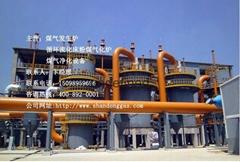 黄台煤气炉改进型单段煤气发生炉