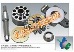 挖掘機液壓泵維修供應各種配件