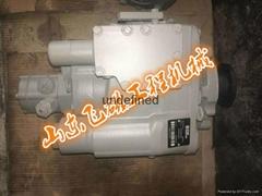 混凝土搅拌车配件液压泵总成及配件厂家