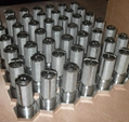 6 layer different thickness 304/316L stainless steel sintered filter 3