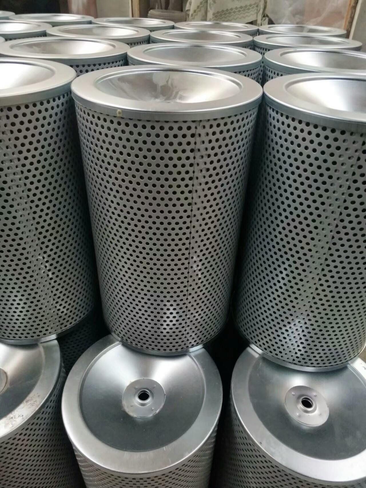 6 layer different thickness 304/316L stainless steel sintered filter 4