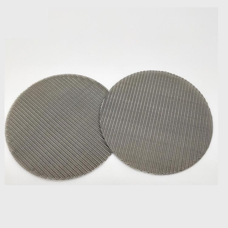 stainless steel sintered filter mesh screen 2