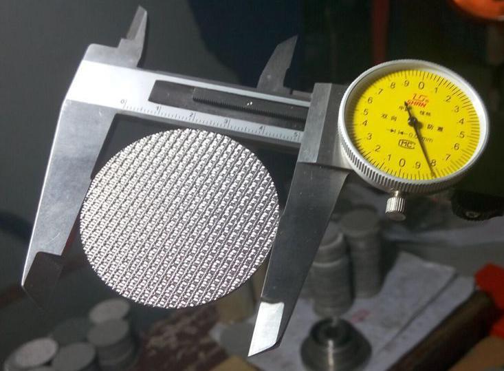 stainless steel sintered filter mesh screen 3