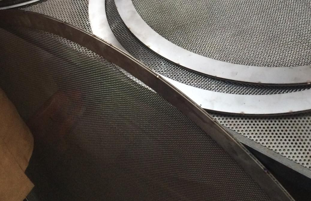 customized stainless steel Multi-layer sintered metal wire mesh filter 5