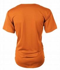 American Blank Custom Design Baseball jersey