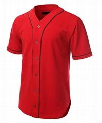American popular style design Baseball jersey for Men's