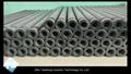 silicon nitride heat protection tube