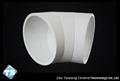 Alumina ceramic elbow 1