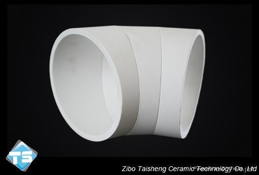Alumina T-bend 1