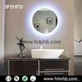Round LED Illuminated Mirror with CE/UL